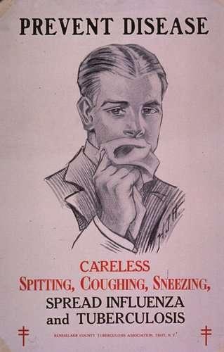 FLu, TB poster