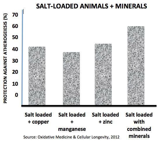 Chart: Salt Loaded Animals + Minerals