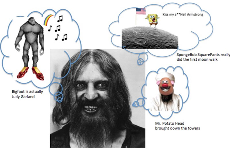 Conspiracy Theories Guy