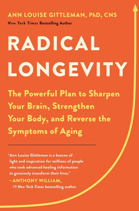 Book Cover: Radical Longevity